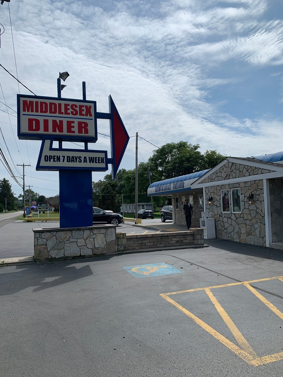 Middlesex Diner Pa