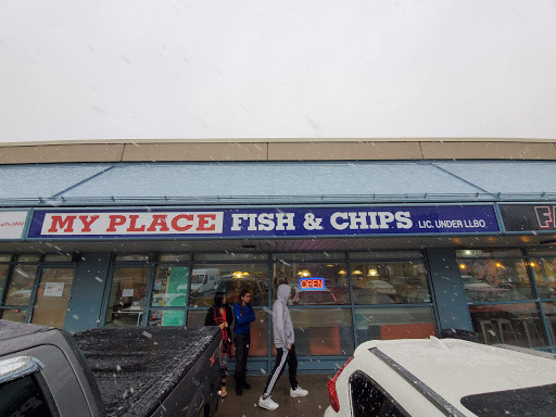 My Place Fish & Chips